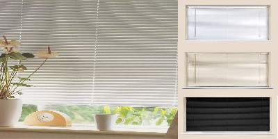 Persiana Horizontal PVC